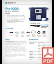 1000R Spec Sheet