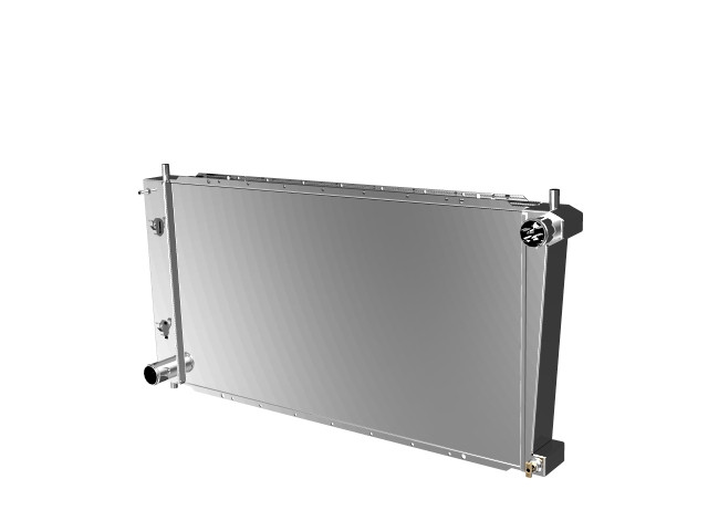 1997-2004 Ford F-Series Aluminum Radiator
