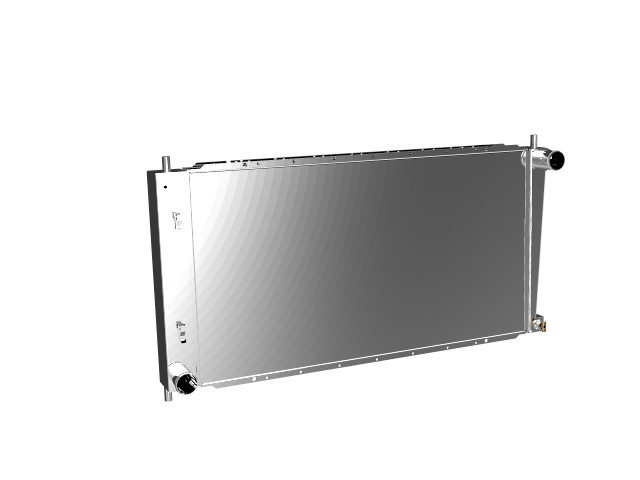 1997-2004 Ford F-Series Radiator