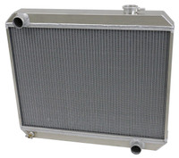 "1965 Oldsmobile Cutlass /442 (17.5"" Core) Aluminum Radiator"