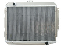 "1970-1973 26"" S/B Mopar Applications Aluminum Radiator"