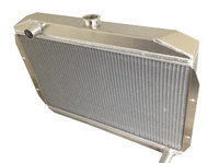 1976-1986 Jeep CJ Aluminum Radiator (CHEVY V8)