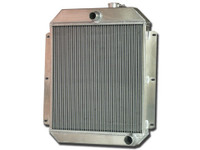 1947-1954 Chevrolet Trucks Custom Aluminum Radiator