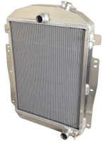 1937-1939 Chevrolet Trucks Aluminum Radiator