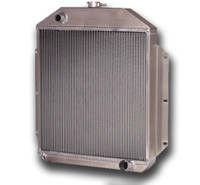 1949-1953 Ford Car (Chevy V8) Aluminum Radiator