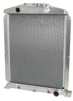 1938-1939 Ford Trucks (CHEVY V8) Aluminum Radiator