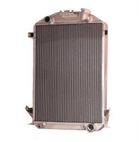 1932 Ford Truck & Car (CHEVY V8) Aluminum Radiator