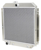 1953-1956 Ford Trucks Aluminum Radiator