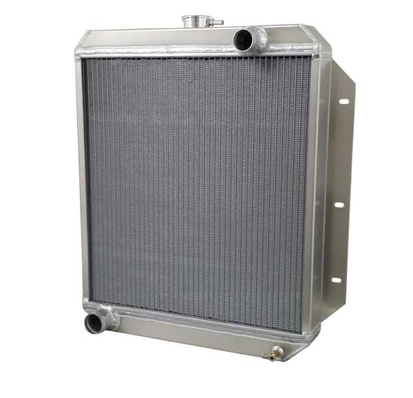 1955-1956 FORD Fairlane Aluminum Radiator