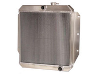 1955-1959 Chevrolet Trucks Aluminum Radiator