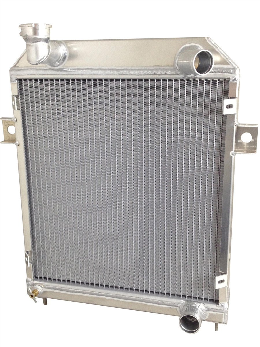 1955-1959 Jaguar Mark 1 & 1959-1968 Mark 2 Aluminum Radiator