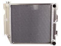 1987-2006 JEEP Wrangler Crossflow LS Engine Swap Radiator