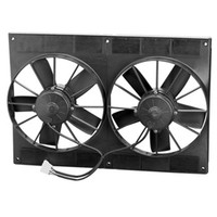 "11"" Dual Paddle Blade Puller Fan"