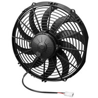 "12"" High Performance  Curved Blade Pusher Fan"