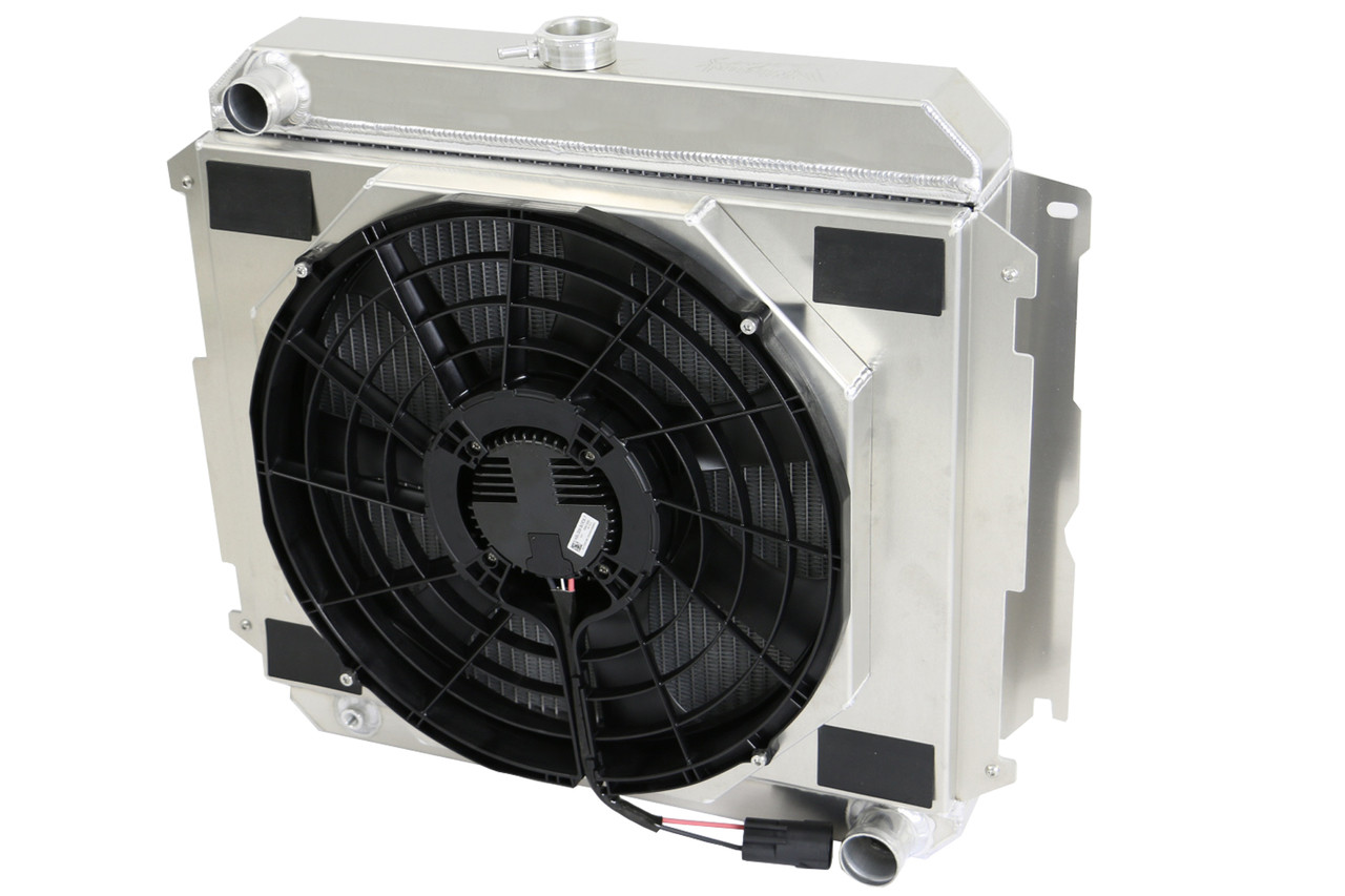 Radiator, Fan, Shroud Package