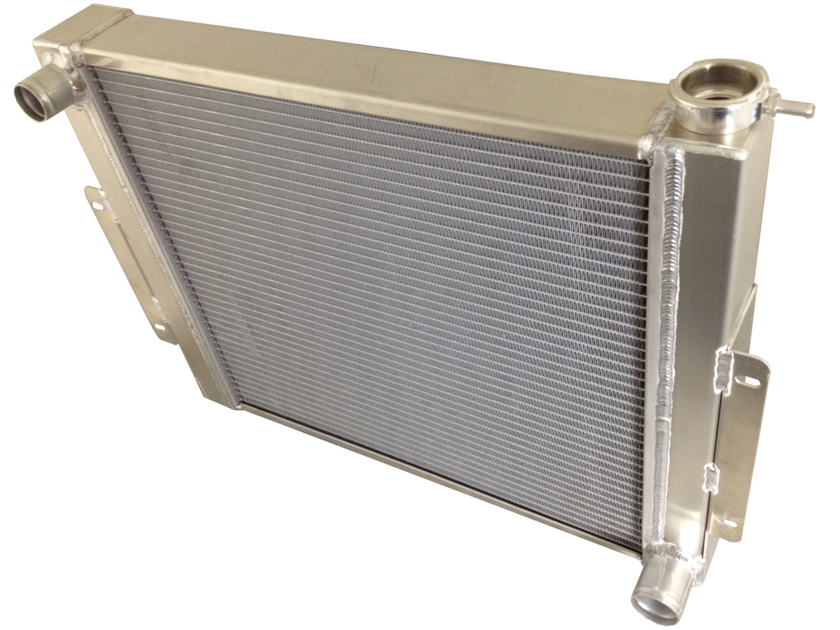 CJ Crossflow Aluminum Radiator