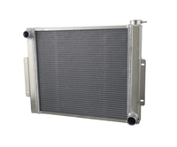 1976-1986 JEEP CJ Crossflow (Chevy V8) Aluminum Radiator