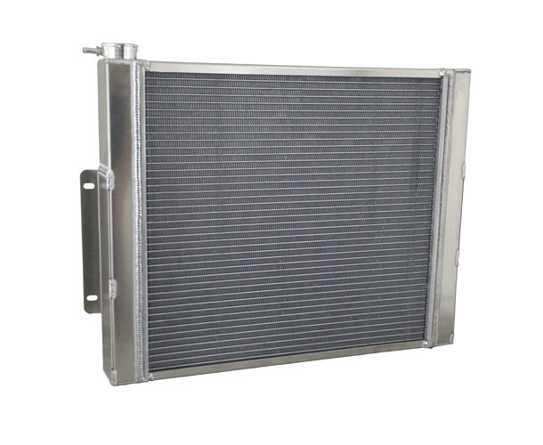 JEEP CJ Crossflow (Chevy V8) Aluminum Radiator