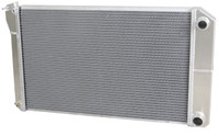 "28.25"" Various GM Applications Aluminum Radiator (LS SWAP)"