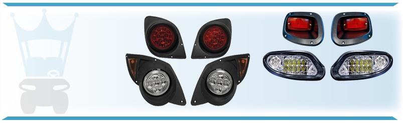 Choose Quality Club Car, EZGO & Golf Cart Headlight Kits on ez go harness, ez wiring horn, ez wiring headlight switch, ez wiring battery,