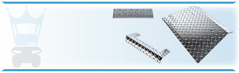 Golf Cart Diamond Plate Accessories