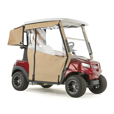 Pro Touring Golf Cart Enclosure