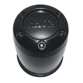 Center Cap, RHOX Black Plastic 2.65