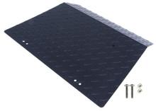 EZGO TXT (Black) Diamond Plate Front Shock Cover .056 ga   1995 - 2014