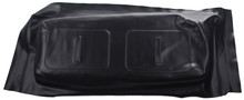 EZGO TXT Front Seat Cover - Black Seat Bottom