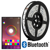 INNOVA LED Light Strip with Bluetooth Capabilities - Universal