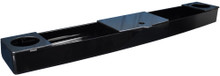 Black Acrylic Console with Carbon Accent for Club Car, DS