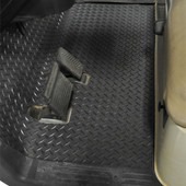 Replacement Diamond Plated Floormat for Yamaha Drive