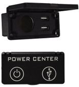 Madjax 12 volt Charging Center with Outlet and USB