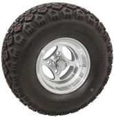 """10"""" RHOX Indy Machined Wheel (shown with Mojave tire)"""