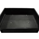 Diamond Plated Cargo Box Mat for Madjax Cargo Box