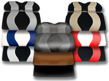 Madjax Wave Base Rear Flip Seat Cushions - Choose Colors