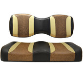 Madjax TSUNAMI Rear Seat Covers for Genesis 250 and 300 Rear Seats - Choose your Colors