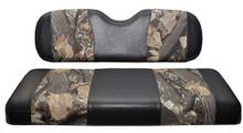Madjax Black and Camo Rear Flip Seat Cushion Set