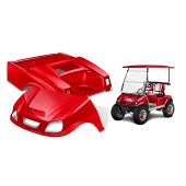 "Double Take - Club Car DS ""Spartan"" Body Kit"