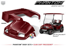 "Double Take - Club Car Precedent ""Phantom"" Body Kit"