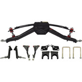 """GTW 6"""" Double A-Arm Lift kit for Club Car DS 2004.5-up Gas/Electric"""