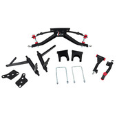 """GTW 6"""" Double A-Arm Lift kit for Club Car DS 1982-2003 Gas/Electric"""