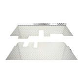 EZGO RXV Diamond Plate Floor Only 2008-Up