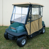 "RHOX ""Odyssey"" 3-Sided Vinyl Enclosure for Club Car Precedent (Choose Color)"