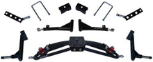 """Club Car Precedent Jake's 6"""" Double A-Arm lift kit - 2004 and up Gas/Elec"""