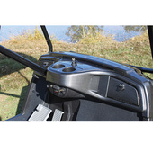 RHOX Yamaha G29 Drive Golf Cart Dash - Carbon Fiber
