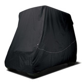"RHOX Universal Golf Cart Storage Cover for Carts with 80"" Tops - Black"