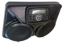 Drive Unlimited X3 Overhead Bluetooth Audio Stereo System