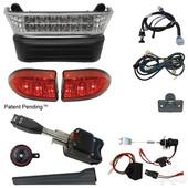 LED Light Bar Kit, Club Car Precedent 08.5 w/ 12V