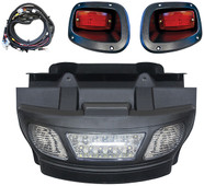 RHOX EZGO TXT Complete Light Bar Kit w/ LED Bulbs (2014+)